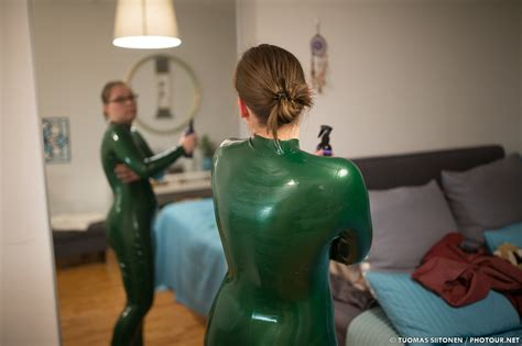 rubber st projects project l part 63 catsuit out in the photour net