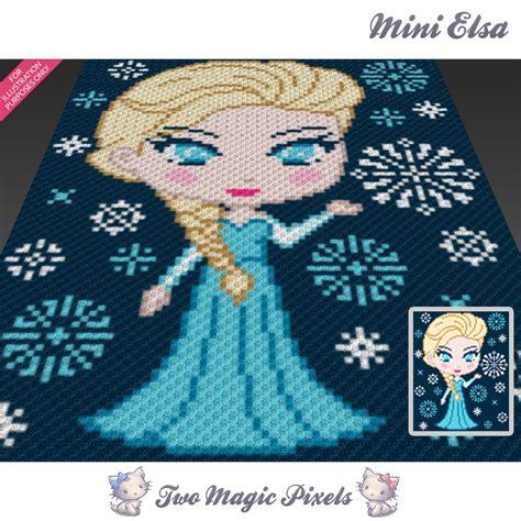 pattern magic 3 pdf free download mini elsa crochet blanket pattern twomagicpixels
