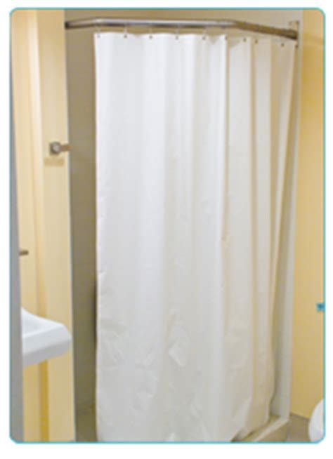 hospital shower curtains shower curtains rods covoc corporation