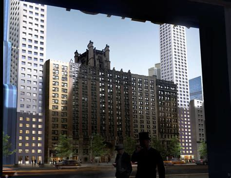 u shaped building incredible u shaped skyscraper in new york is unveiled and