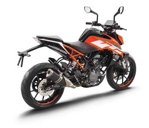 125ccm Motorrad Duke 2017 ktm duke 125 made its world debut at eicma 2016