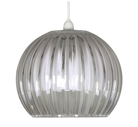 Oaks Shimna Clear Large Ceiling L Shade 669 L Cl