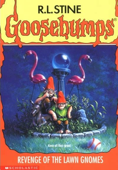 goosebumps books pictures goosebumps a thon 34 of the lawn gnomes a