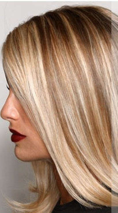 high and low lights for blond hair beautiful highlights and mind you on pinterest