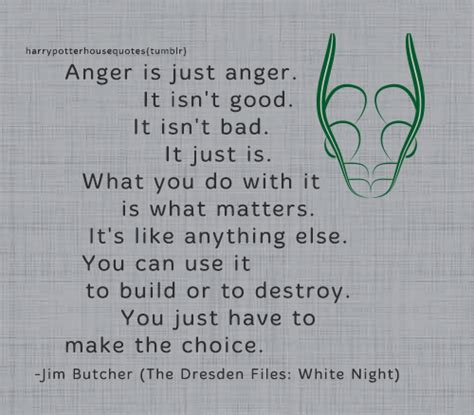 The Dresden Files Quotes