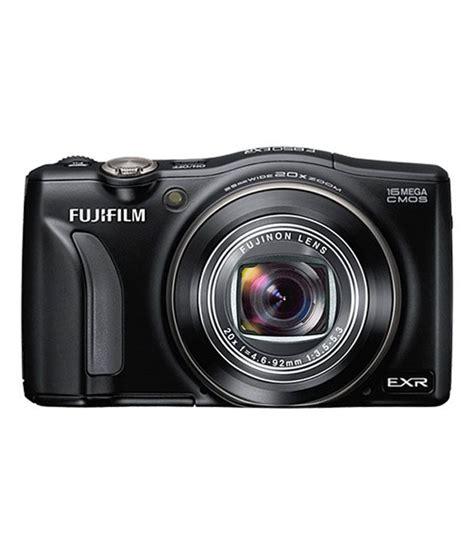 Finepix Fujifilm 16mp Murah Dslr fujifilm finepix f850exr 16mp point shoot digital black price in india buy fujifilm