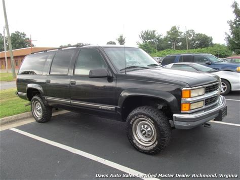 1999 chevrolet suburban 1999 chevy suburban engine options upcomingcarshq