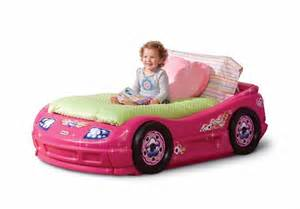 Toddler Car Bed Ie Tikes Princess Pink Toddler Roadster Bed The