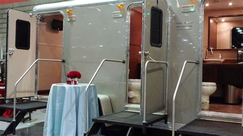 portable bathrooms for weddings if you have a d ck and are not a plumber stay out of the