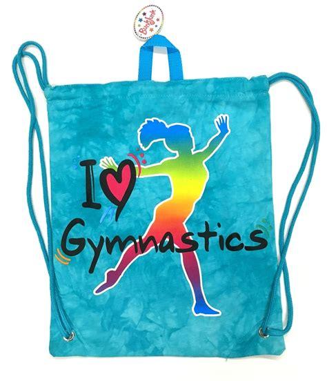 Slingbag Karma gymnastics sling bag c duffels totes and draw string bags