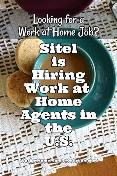 sitel hiring work at home in u s work at
