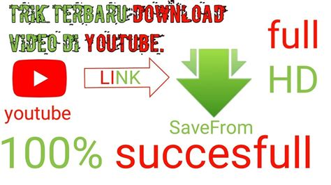 cara upload video di youtube kualitas hd trik terbaru cara mendownload video di youtube dengan