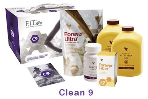 Forever Clean 9 Aloe Vera Detox by Forever Living Products Vancouver Aloe Vera Gel In Surrey