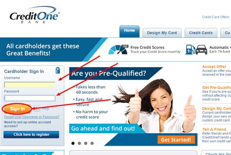 credit one bank credit card www creditonebank login credit one bank payment