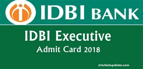 Idbi Bank Letter Of Credit idbi executive admit card 2018 idbi bank call