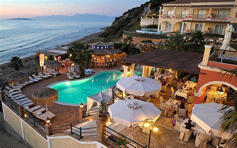 best hotels in corfu delfino blu boutique hotel review corfu travel