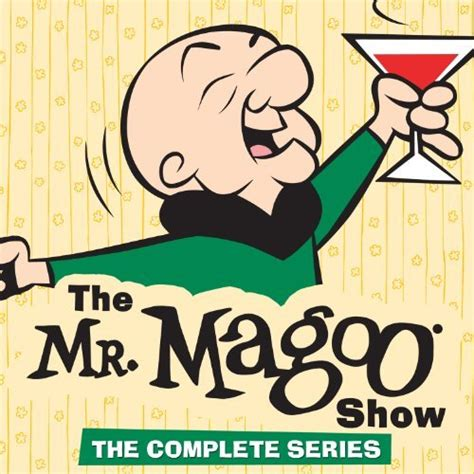Who Mr Magoo by The Mr Magoo Show The Complete Series