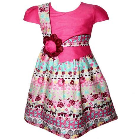 Baju Anak Muslim Pink 5 6 Tahun dress baju anak 2545 ukuran 5 8 tahun grosir baju anak