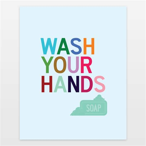 Friendly Reminder Lucky Shops by Leahshannon Customizable Nursery Artwork Boomboomprints