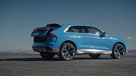 get ready to meet the audi q8 sports crossover coupe
