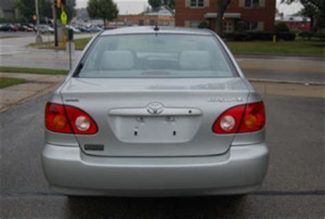 automobile air conditioning service 2003 toyota corolla interior lighting toyota corolla service manual ebay electronics cars autos post