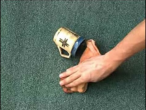 como limpiar una alfombra youtube