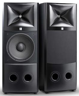 jbl  master reference monitor speakers overview