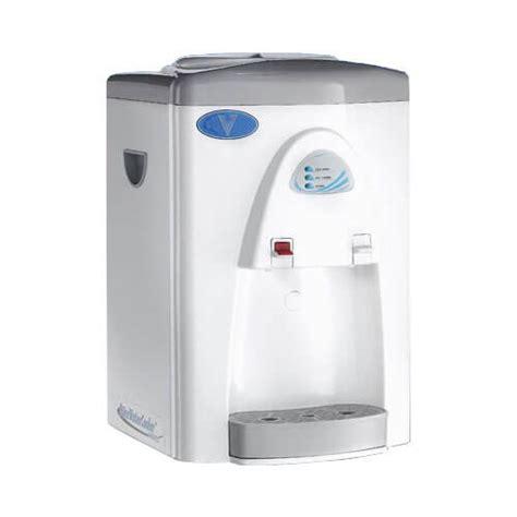 pwc 500 2 temperature counter top water cooler