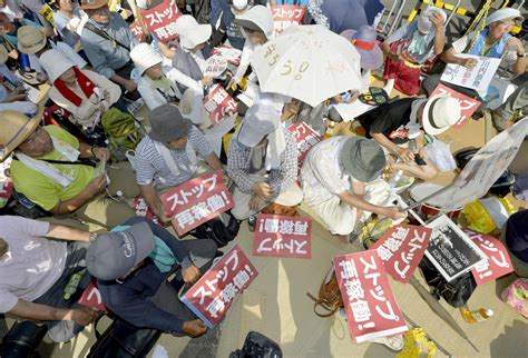 Lu Emergency Kagoshima in major victory for nuclear industry reactor goes post fukushima regime