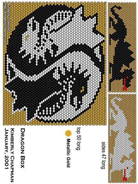 beading daily free peyote patterns bead stitch patterns 171 browse patterns
