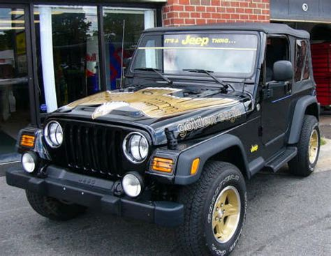 jeep golden eagle decal golden eagle decal on tj jeepforum com
