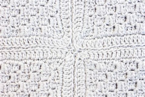 Mattress Stitch Crochet by How To Join Corner To Corner Squares With The