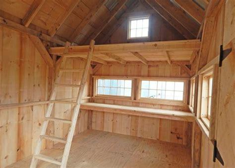 shed  loft kit hobby shed jamaica cottage shop