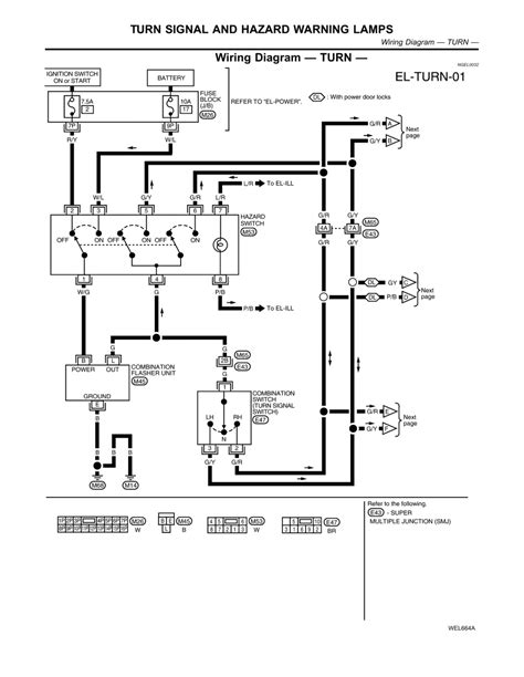 2002 nissan frontier fog light wiring diagram wiring diagram