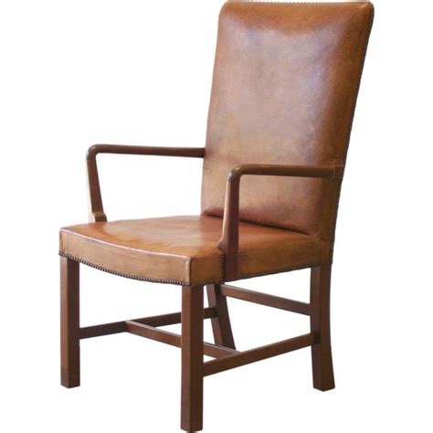 home goods armchairs danish high back leather arm chair furniture home goods pintere