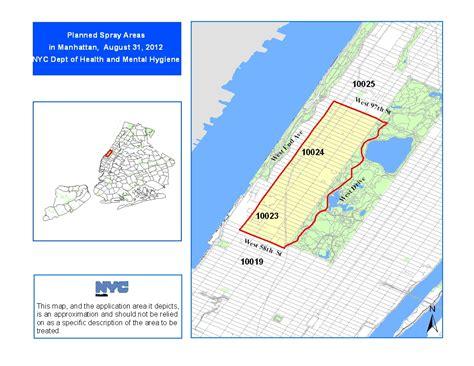 Zip Code Map Upper West Side | upper west side zip code map