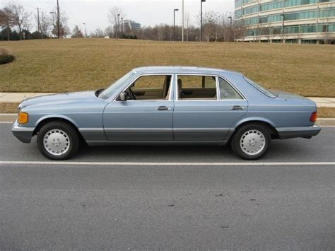 1986 Mercedes 420sel by 1986 Mercedes 420sel 1986 Mercedes 420sel For