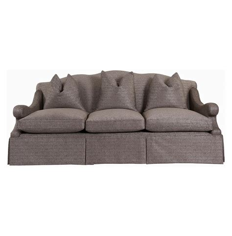 skirted sofa vannes modern french country skirted sofa kathy kuo home