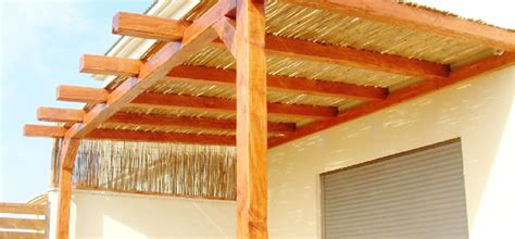 Wood Patio Covers