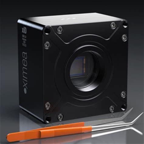 ximea machine vision cameras