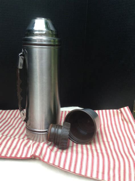 Termos Stainleess And Cool thermos bottle stainless steel vacuum cold ch made in