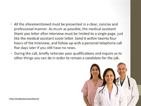 thank you letter to a doctor s office assistant thank you letter after