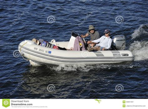 motor boat z rubber motor boat editorial photography image 30831497
