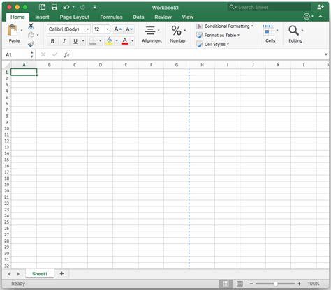 layout en excel excel 2016 mac how to change the excel view layout