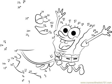 hard spongebob coloring pages number names worksheets 187 hard connect the dots printables