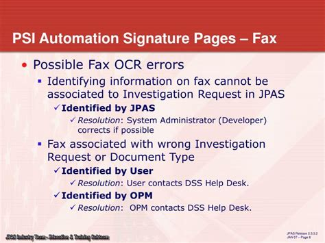 opm help desk phone number ppt electronic of signature pages developed