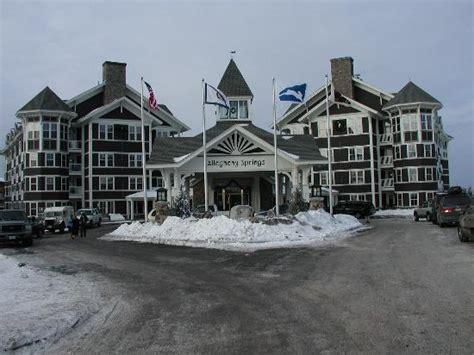 Harga Hotel Cihelas allegheny springs snowshoe virginia barat review
