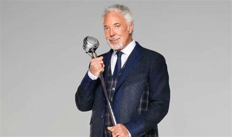 sir tom jones   voice uk leanne mitchell  simon cowell expresscouk