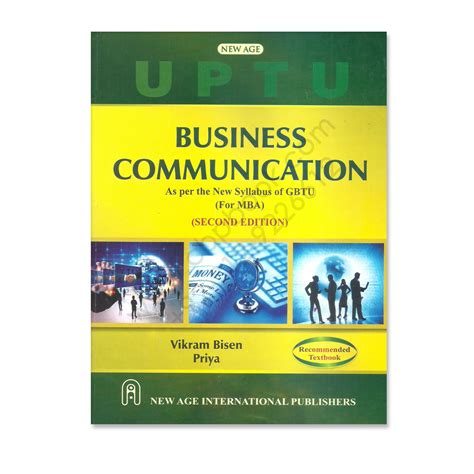 Business Books For Mba Free by Business Communication For Mba 2nd Edition By Vikram Bisen