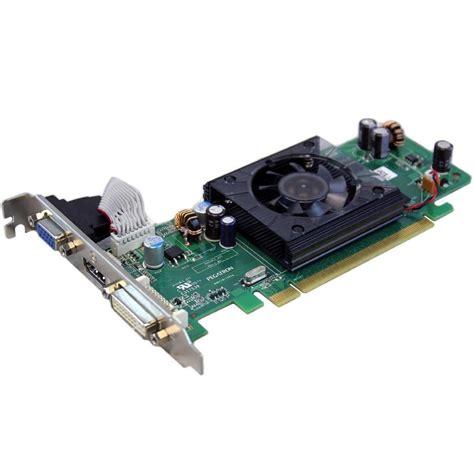 Vga Pci Expres Pci E 256mb Hdmi Dvi Vga Graphics Card For Dell Hd3450 F342f